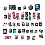 お買い得  Arduino 用アクセサリー-Arduino用センサーモジュールキット(37種入り、オフィシャルボード動作確認済み]