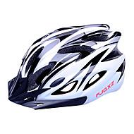 저렴한 -FJQXZ 여성용 남성용 남여 공용 자전거 헬멧 18 통풍구 싸이클링 도로 사이클링 사이클링 중간: 55-59cm; 라지: 59-63cm; PC EPS
