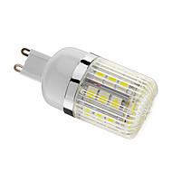お買い得  LED コーン型電球-400 lm G9 LEDコーン型電球 T 30 LEDの SMD 5050 調光可能 クールホワイト AC 220-240V