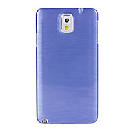 Недорогие Чехлы и кейсы для Galaxy Note-Для Samsung Galaxy Note Other Кейс для Задняя крышка Кейс для Один цвет PC Samsung Note 3