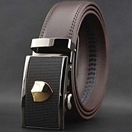 cheap -Men's Work Leather Wide Belt