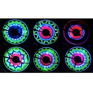 お買い得  フラッシュライト/ランタン/ライト-自転車用ライト / ホイールライト LED - サイクリング 耐衝撃性 / 防水 単四電池 400 lm ルーメン バッテリー サイクリング - FJQXZ