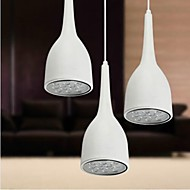 Lámparas Colgantes ,  Moderno / Contemporáneo Esfera Pintura Característica for LED MetalComedor Cocina Habitación de estudio/Oficina