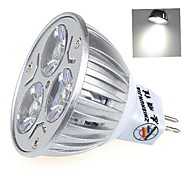 billige -3 Spotlights (Natural White , Dekorativ) 250lm lm- AC 12