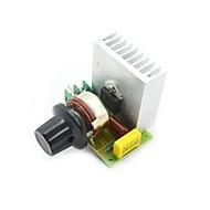 お買い得  Arduino 用アクセサリー-3800ワットは、電子電圧レギュレータの調光調光器速度制御サーモスタットをSCR