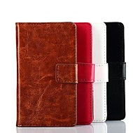 Solid Color PU Leather Case for Nokia 520 Cases / Covers for Nokia