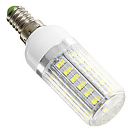 abordables Bombillas LED de Mazorca-420 lm E14 Bombillas LED de Mazorca 42 leds SMD 5730 Blanco Fresco AC 220-240V