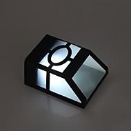 お買い得  LED ソーラーライト-2 - 白色LED屋外LEDソーラーライトウォールライト風景ピンナップパスガーデン