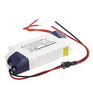 Led paneli lamba için ac 85-265V harici sabit akım güç kaynağı sürücüsü 0.3a 19-24w DC 50-90v