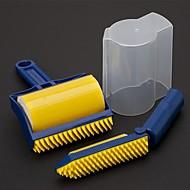 abordables Suministros de Limpieza-Alta calidad 1pc El plastico Cepillo y Trapo de Limpieza Utensilios, Cocina Limpiando suministros