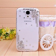 Diamond Petal Back Cover Case for SAMSUNG Galaxy S4 I9500 Galaxy S Series Cases / Covers