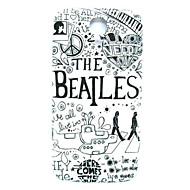 Недорогие Чехлы и кейсы для Galaxy S-Beatles картина тонкая крышка жесткий футляр для Samsung Galaxy s4 мини i9190