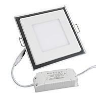 Panel Işıkları 1 led SMD 3528 Sıcak Beyaz Serin Beyaz 1100lm 3000-6500K AC 85-265V