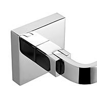 abordables Gadgets para Casa y Despacho-Soporte para papel higiénico sprinkle®, fresco, de latón contemporáneo, 1 pz. - baño / hotel montado en la pared del baño