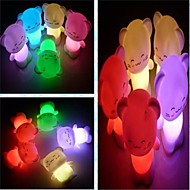 Coway Colorful Happy Cat LED Nightlight