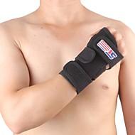 preiswerte -Hand & Handgelenkschiene Sport unterstützen Schützend Atmungsaktiv Fitness Laufen Schwarz