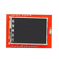 """diy 2.4 """"TFT LCD touch screen schild uitbreidingskaart voor arduino uno"""
