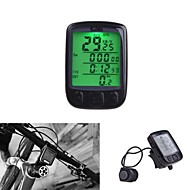 cheap Cycling & Bike Accessories-Bike Computer Waterproof 28 Multifunction Wireless Bike Bicycle Cycling Computer Odometer Speedometer LCD Backlit