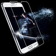 Недорогие Чехлы и кейсы для Galaxy S-Защитная плёнка для экрана Samsung Galaxy для S5 Закаленное стекло Защитная пленка для экрана Против отпечатков пальцев