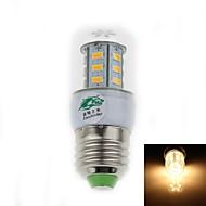 tanie Żarówki LED kukurydza-E26/E27 Żarówki LED kukurydza T 24 Diody lED SMD 3528 Dekoracyjna Ciepła biel 500lm 3000K AC 85-265V