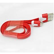 Micro USB 2.0 Kaapeli Normaali PVC USB-kaapelisovitin Käyttötarkoitus