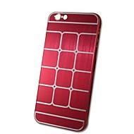 お買い得  HHMM-のために iPhone 6ケース / iPhone 6 Plusケース パターン ケース バックカバー ケース 幾何学模様 ハード PC iPhone 6s Plus/6 Plus / iPhone 6s/6