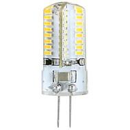 お買い得  LED コーン型電球-ywxlight®3w g4 ledコーンライトバイピンライト64 led smd 3014暖かい白300lm 3000-3500k ac 100-240v