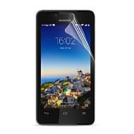 お買い得  スクリーンプロテクター-スクリーンプロテクター Huawei のために Huawei Y300 PET 1枚 超薄型