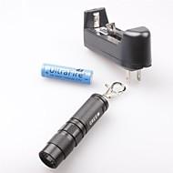 Torce LED Torce LED 700 lm 3 Modo Cree XM-L T6 Resistente agli urti per Campeggio/Escursionismo/Speleologia Ciclismo Caccia Viaggi Lavoro