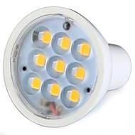GU5.3 (MR16) LED-spotlampen MR16 9 SMD 270 lm Warm wit 2800-3200 K AC 100-240 V