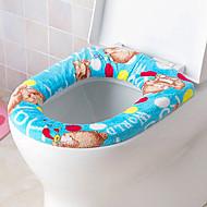 olcso Fürdőszobai kütyük-Lid & Tank Covers Toilet Textil Több funkciós