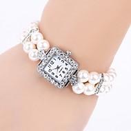 De gepersonaliseerde modieuze vrouwen horloge mode diamante patroon