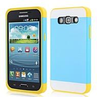Для Кейс для  Samsung Galaxy Защита от удара Кейс для Задняя крышка Кейс для Один цвет PC Samsung Win