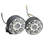 ieftine -2pcs Mașină Becuri 4W W SMD LED lm 9 Bec de Zi