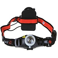 LS055 Headlamps Bike Lights Headlight LED 150/350/200 lm 2 3 Mode Cree XR-E Q5 with Battery Zoomable Adjustable Focus Impact Resistant