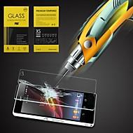 abordables Protectores de Pantalla para Sony-Protector de pantalla Sony para Vidrio Templado 1 pieza Alta definición (HD)