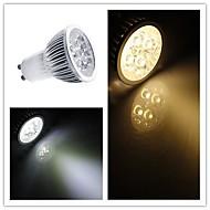 gu10 ledスポットライトmr16 3 smd 2835 200-250lm暖かい白冷たい白色3000-3500k / 6000-6500k調光可能なAC 110-130v
