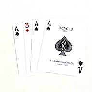 sihirli sahne - poker lllusion dönüşümü