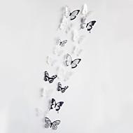 billige -Dyr 3D Veggklistremerker Fly vægklistermærker 3D Mur Klistremerker Dekorative Mur Klistermærker,Vinyl Materiale Kan fjernes Hjem Dekor