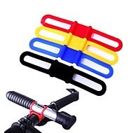 voordelige Fiets- & Wielrenaccessoires-Tie Wraps Recreatiewielrennen Fietsen / Fietsen Dames Fiets met vaste versnelling Bmx Racefiets Mountain Bike synteettinen Zwart Geel