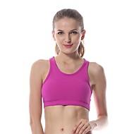 Yokaland Žene Sportmelltartó Bez rukávů Quick dry Prozračnost Sportski grudnjaci Donje rublje Majice za Yoga Pilates Sposobnost Trčanje
