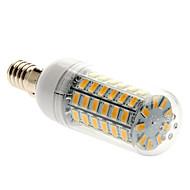 4.5W E14 LED-maissilamput T 69 ledit SMD 5730 Lämmin valkoinen 450-500lm 3000-3500K AC 220-240V