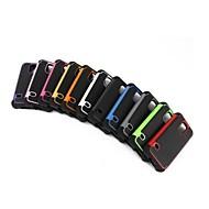 Na Samsung Galaxy Etui Odporne na wstrząsy Kılıf Etui na tył Kılıf Jeden kolor PC Samsung S5 Mini