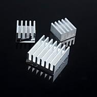 お買い得  Arduino 用アクセサリー-ラズベリーパイヒートシンク(3本)
