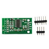 お買い得  Arduino 用アクセサリー-hx711 DIYマイクロ計量ADモジュール - アーミーグリーン