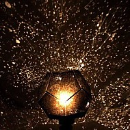 voordelige LED-nachtlampen-Coway - 3 - (W) - Geel - AC/Batterij - Waterdicht/Remote Controlled - Nacht Lampen/Lampversiering - AC 220 - (V)