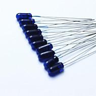 Arduinoのテストのための青色光ミニタングステンフィラメント光(10個)