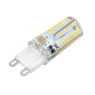 abordables -3W G9 Ampoules Maïs LED T 64 diodes électroluminescentes SMD 3014 Blanc Chaud Blanc Froid 270lm 3000-3500K AC 100-240V