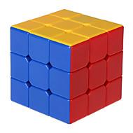 Cubo de rubik 3*3*3 Cubo velocidad suave Cubos Mágicos Nivel profesional Velocidad Año Nuevo Día del Niño Regalo