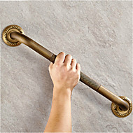 お買い得  浴室用小物-手すり / アンティーク真鍮 アンティーク